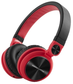 Austiņas Energy Sistem Headphones DJ2 Red