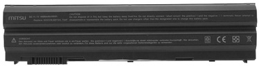 Mitsu Battery For Dell Latitude E5420/E6420 4400mAh