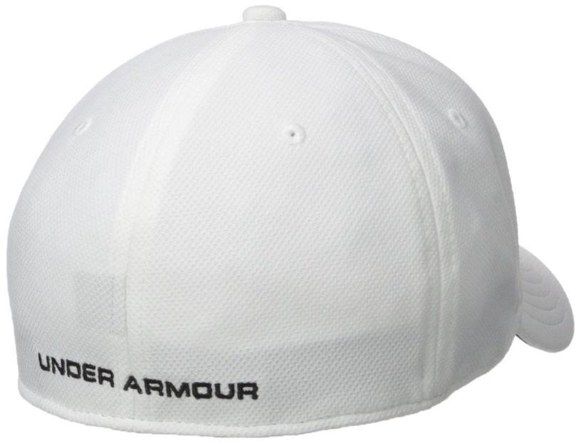 Cepure Under Armour Cap Men's Blitzing 3.0 1305036-100 White M/L