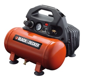 GAISA KOMPRESORS BD 55/6 6L (BLACK&DECKER)