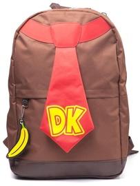 Рюкзак Licenced Donkey Kong Tie, коричневый/красный