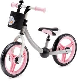 Балансирующий велосипед Kinderkraft 2Way Pink
