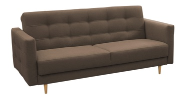 Dīvāngulta Idzczak Meble Godivo Brown, 210 x 94 x 90 cm