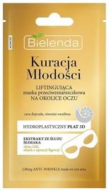Bielenda Youth Therapy Lifting Anti Wrinkle Sheet Mask For Eye Area 1pcs