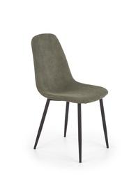 Ēdamistabas krēsls Halmar K387 Green, 1 gab.
