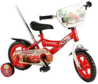 Детский велосипед Volare Disney Cars 31005, красный, 10″