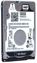 Western Digital Black 500GB 7200RPM SATA3 32MB WD5000LPLX
