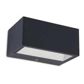 Светильник Lutec Wall Light Gemini 1891S Dark Grey