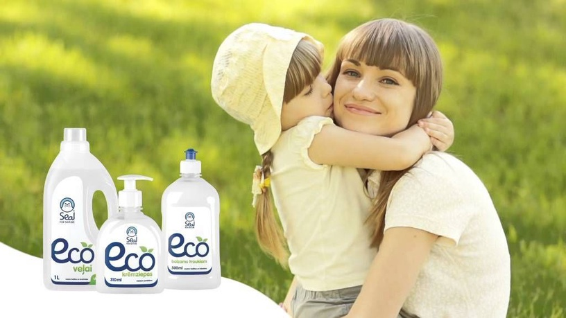 Seal For Nature Eco Washing Powder 400g