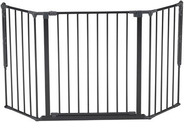 BabyDan Safety Gate Flex M Black