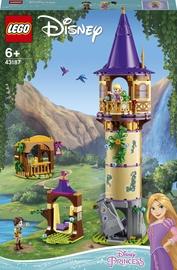 Конструктор LEGO® Disney Princess Башня Рапунцель 43187, 369 шт.