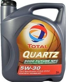 Total Quartz Future NFC 9000 5W30 Engine Oil 5l
