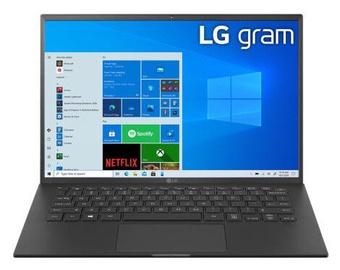 """Klēpjdators LG Gram, Intel® Core™ i5-1135G7 (8 MB Cache, 2.4 GHz), 16 GB, 512 GB, 14 """""""