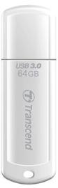 Transcend 64GB JetFlash 730 USB 3.0 White