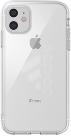 Adidas Protective Big Logo FW19 Back Case For Apple iPhone 11 Transparent