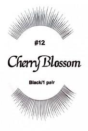 Cherry Blossom 100% Human Hair Eyelashes 12
