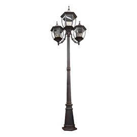 Lampa āra Domoletti EL-560PE3/3, 3x100W, E27