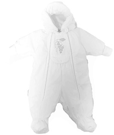 Lenne Baby Overall 18201 001 White 68