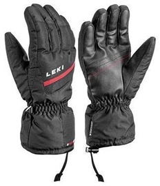 Перчатки Leki Vero Black Red, 10