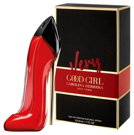 Parfimērijas ūdens Carolina Herrera Very Good Girl 50ml EDP