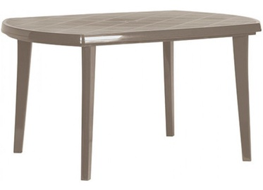 Dārza galds Keter Elise Beige, 137 x 90 x 73 cm