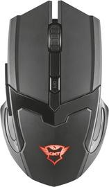 Игровая мышь Trust GXT 103 Gav Black, беспроводная, оптическая