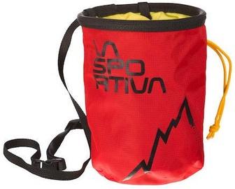 Magnēzija maisiņš La Sportiva LSP Chalk Bag Red