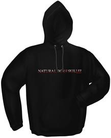 GamersWear Natural Skiller Hoodie Black S