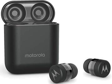 Austiņas Motorola Vervebuds 110 Black, bezvadu