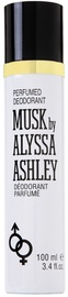 Alyssa Ashley Musk 100ml Deodorant