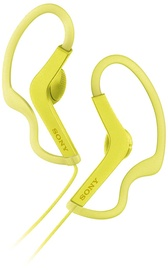 Austiņas Sony MDR-AS210AP Yellow