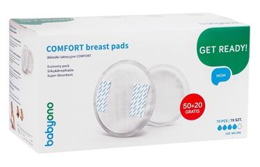 BabyOno Comfort Breast Pads 70pcs