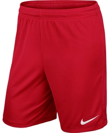 Nike Junior Shorts Park II Knit NB 725988 657 Red XL