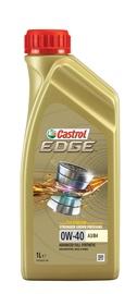 Машинное масло Castrol Edge Titanium FST A3/B4 0W-40 1l