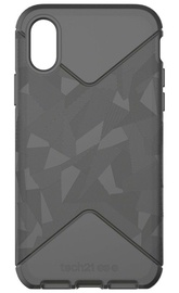 Tech21 Evo Tactical Back Case For Apple iPhone X Black
