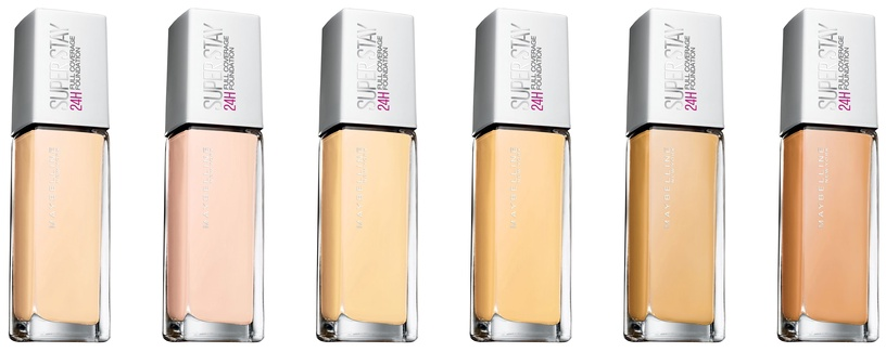 Maybelline Super Stay 24h Foundation 30ml 21