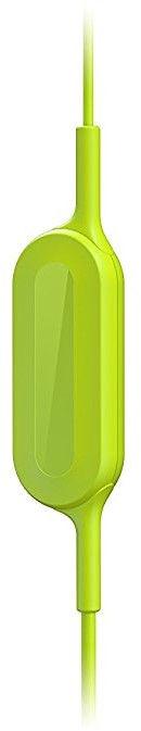 Austiņas Panasonic RP-BTS10E Yellow, bezvadu