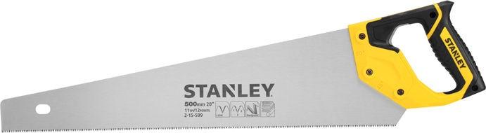 Rokas zāģis Stanley DynaGrip HP Fine JetCut Saw 500mm