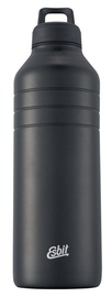 Esbit Majoris Stainless Steel Bottle 1380ml Black