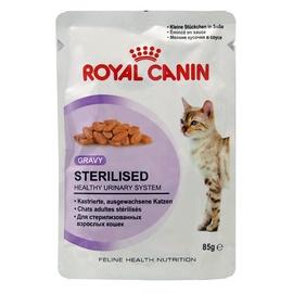 Barība kaķu Royal Canin Sterilised, 85 g