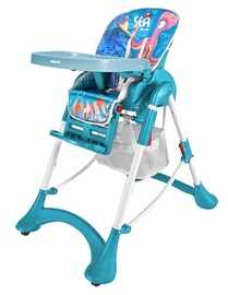 Milly Mally Active High Chair Sea