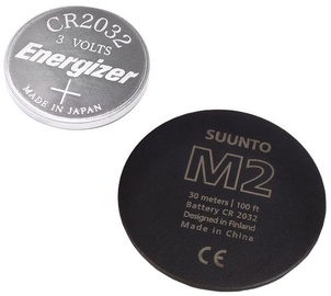 Suunto M2 Black Battery Replacement Kit
