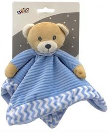Mīļlupatiņa Tulilo Teddy Bear 5124A, bēša/gaiši zila