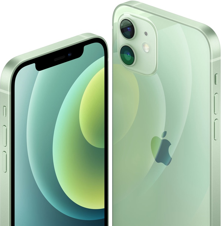 Mobilais telefons Apple iPhone 12 Green, 256 GB