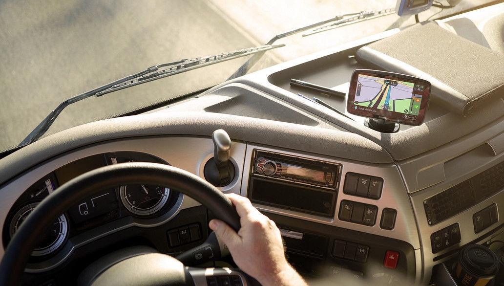 TomTom GO Professional 520 - Test & Avis