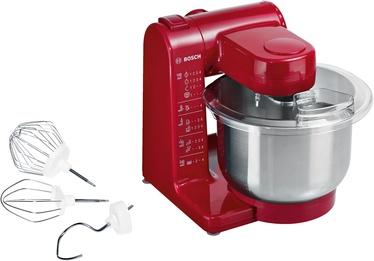 Миксер Bosch MUM44R1, красный