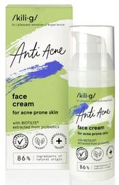 Sejas krēms Kilig Anti Acne Face Cream 50ml Acne Prone