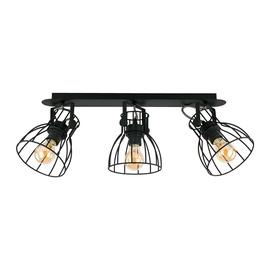 LAMPA GRIESTU ALANO BLACK 2122 3X60W E27