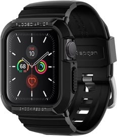 Spigen Rugged Armor Pro Case For Apple Watch Series 4/5 40mm Black