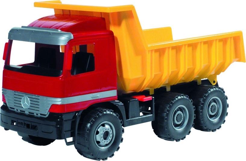 Lena Maxi Mercedes Dumper Red 2031